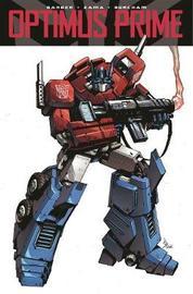 Transformers Optimus Prime, Vol. 1 by John Barber