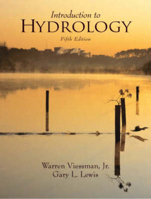 Introduction to Hydrology by Warren Viessman image