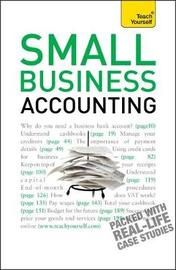 Small Business Accounting: Teach Yourself by David Lloyd image