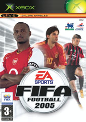 FIFA 2005 for Xbox