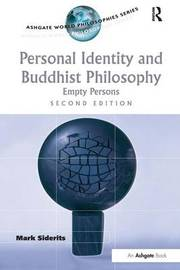 Personal Identity and Buddhist Philosophy by Mark Siderits image