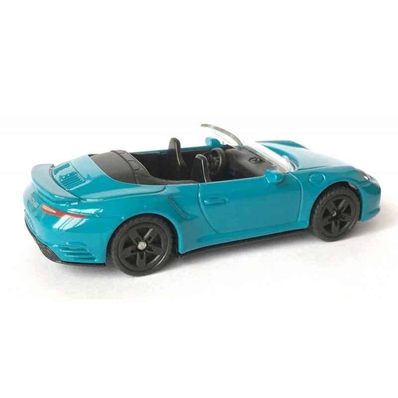 Siku: Porsche 911 Turbo S Convertible image
