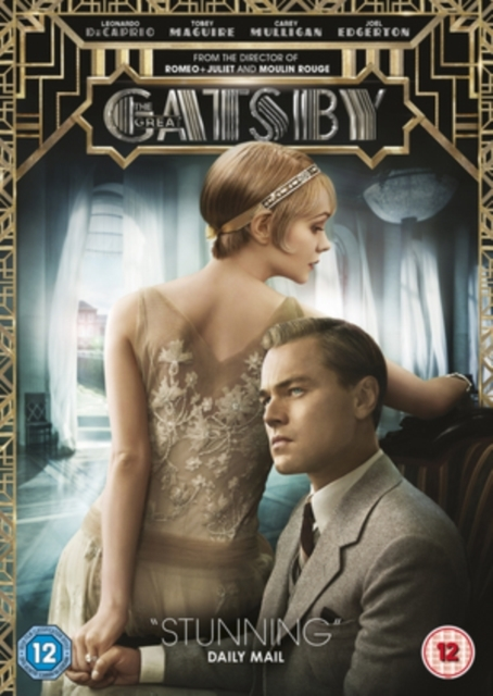 Great Gatsby on DVD