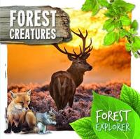 Forest Creatures by Robin Twiddy