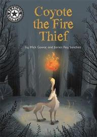 Reading Champion: Coyote the Fire Thief by Mick Gowar image