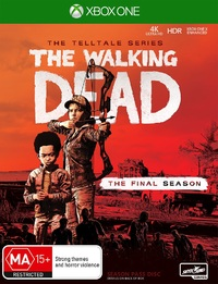 The Walking Dead - The Final Season for Xbox One