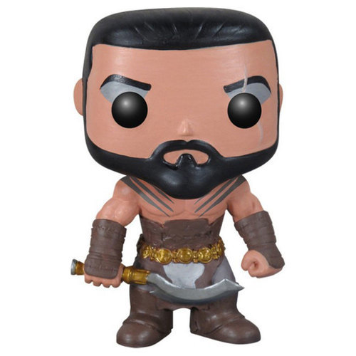Game of Thrones - Khal Drogo Pop! Vinyl Figure