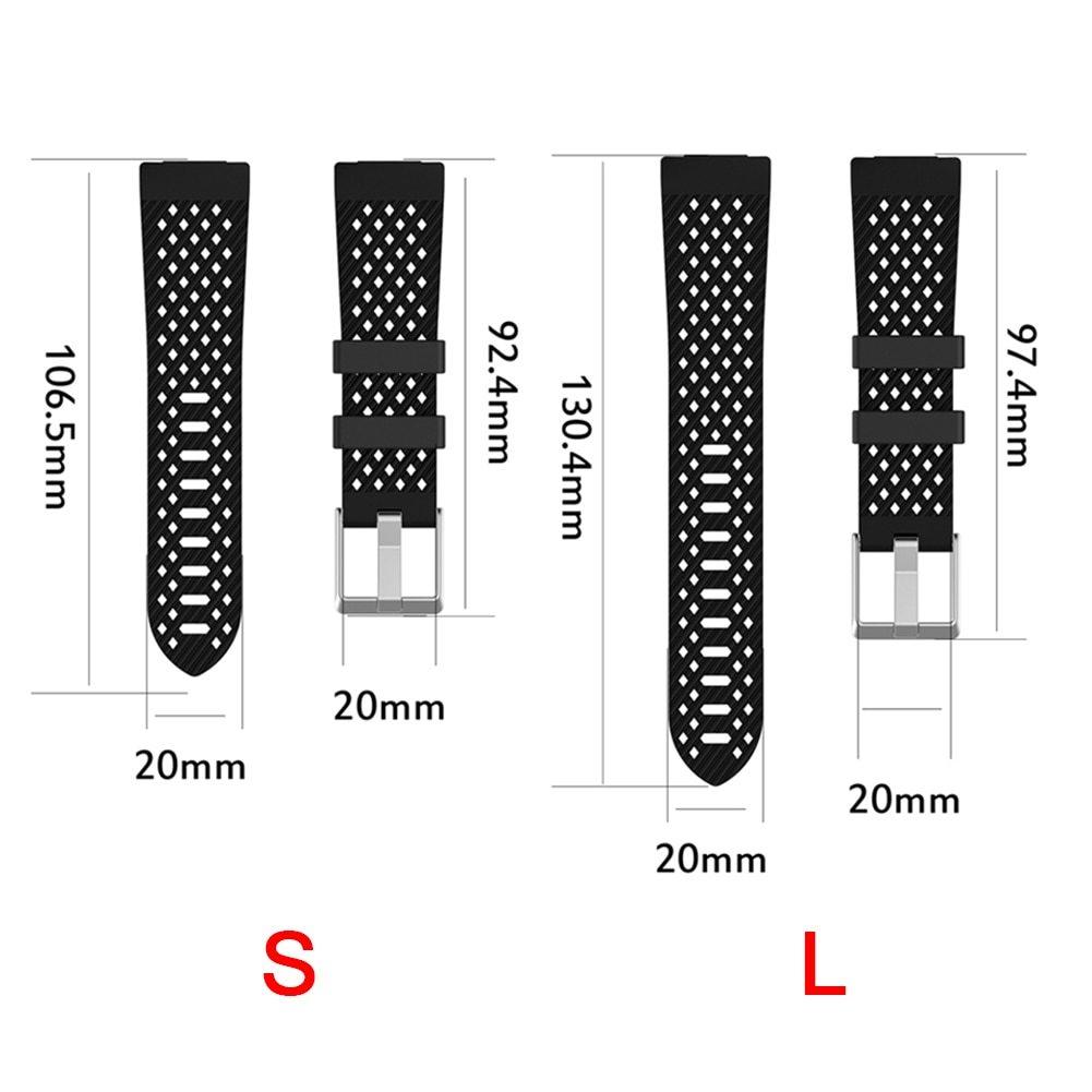 OEM Sport Band For Fitbit Versa/Versa Lite - Large image