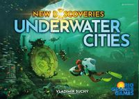 Underwater Cities: New Discoveries - Game Expansion image