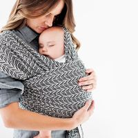 Moby Evolution Baby Carrier - Starry Nights in Salvadore