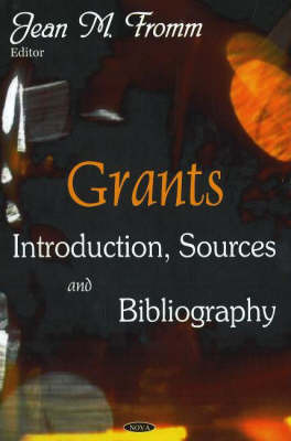 Grants by Jean M. Fromm image