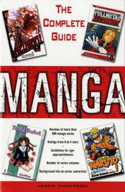 Manga by Jason Thompson image