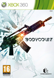 Bodycount for Xbox 360