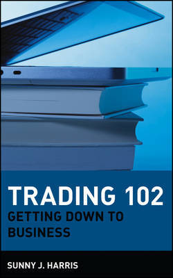 Trading 102 by Sunny J. Harris image