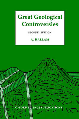 Great Geological Controversies by A. Hallam image