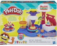 Play Doh: Cake Party Play Set