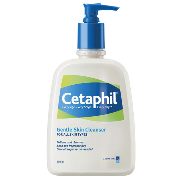 Cetaphil Gentle Skin Cleanser (500ml)