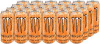 Monster Energy Zero Ultra Sunrise Drink 500ml Can (24 Pack)