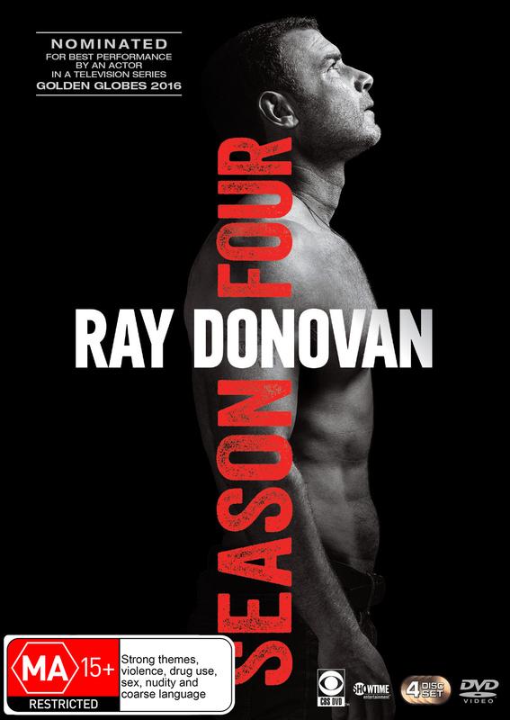 Ray Donovan - Season 4 on DVD