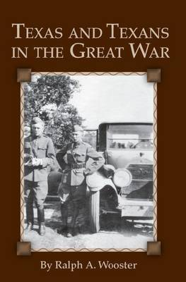 Texas and Texans in the Great War image