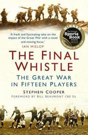 The Final Whistle by Stephen Cooper