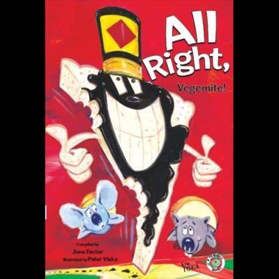 All Right Vegemite by June Factor image