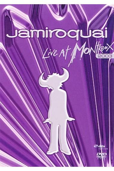 Jamiroquai - Live At Montreux 2003 on DVD image
