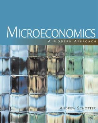 Microeconomics by Andrew Schotter