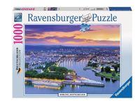 Ravensburger : German Corner, Koblenz Puzzle (1000 Pcs)