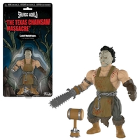 "Savage World: Leatherface - 5"" Action Figure"