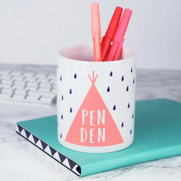 Pen Pot - Pen Den