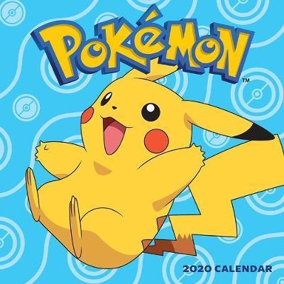 Pokemon 2020 Wall Calendar by Pokemon
