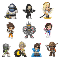 Overwatch - Mystery Minis Figure (Blind Box)