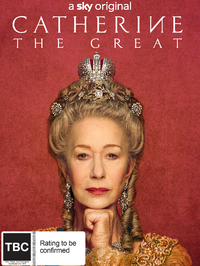 Catherine The Great on DVD image