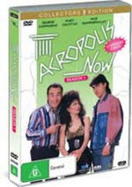 Acropolis Now - Season 1: Collector's Edition (3 Disc Set) on DVD