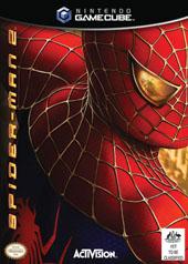 Spider-Man 2 for GameCube