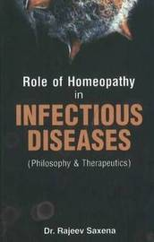 Role of Homeopathy in Infectious Diseases by Rajeev Saxena image