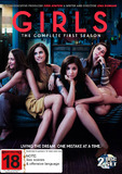 Girls - Season 1 on DVD