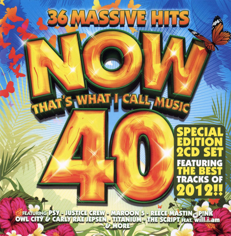 Now That's What I Call Music 40 (2CD) by Various image
