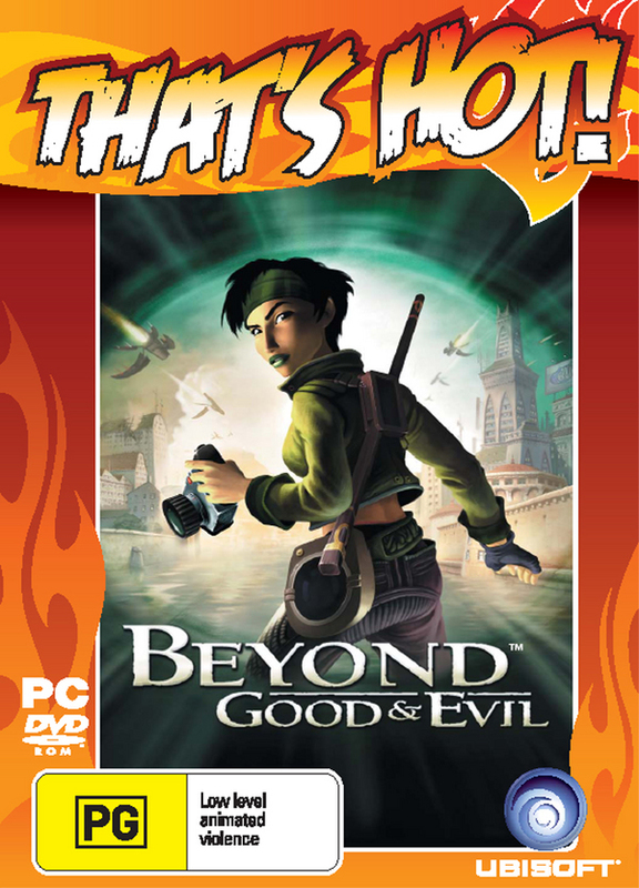 Beyond Good & Evil for PC