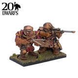 Kings of War Dwarf Ironwatch Regiment