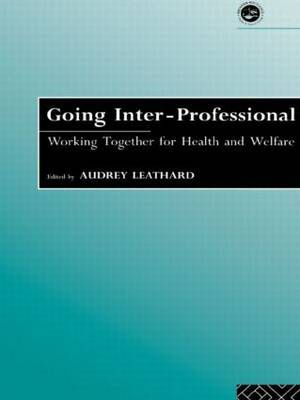 Going Inter-professional
