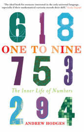 One to Nine by Andrew Hodges