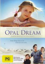 Opal Dream on DVD