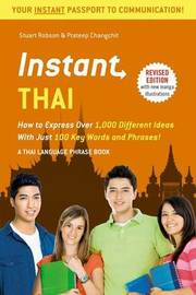 Instant Thai by Stuart Robson