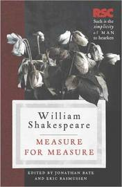 Measure for Measure by Eric Rasmussen