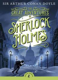 The Great Adventures of Sherlock Holmes (Puffin Classics) by Conan Doyle