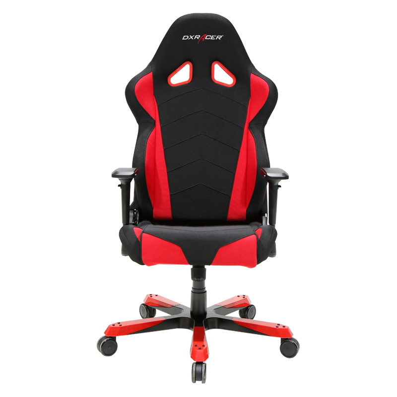 DXRacer Tank Series TS30 Gaming Chair (Black and Red) for  image