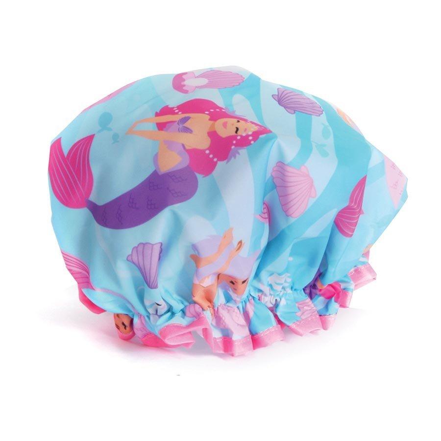 Mermaid Shower Cap image