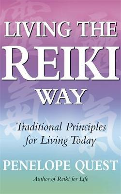Living The Reiki Way by Penelope Quest image